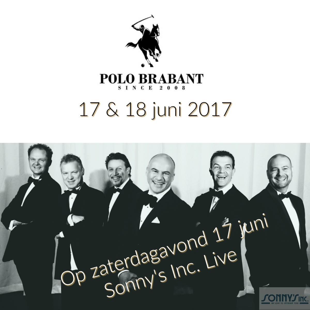 Polo Brabant 2017 te Waalre met Sonny's Inc.