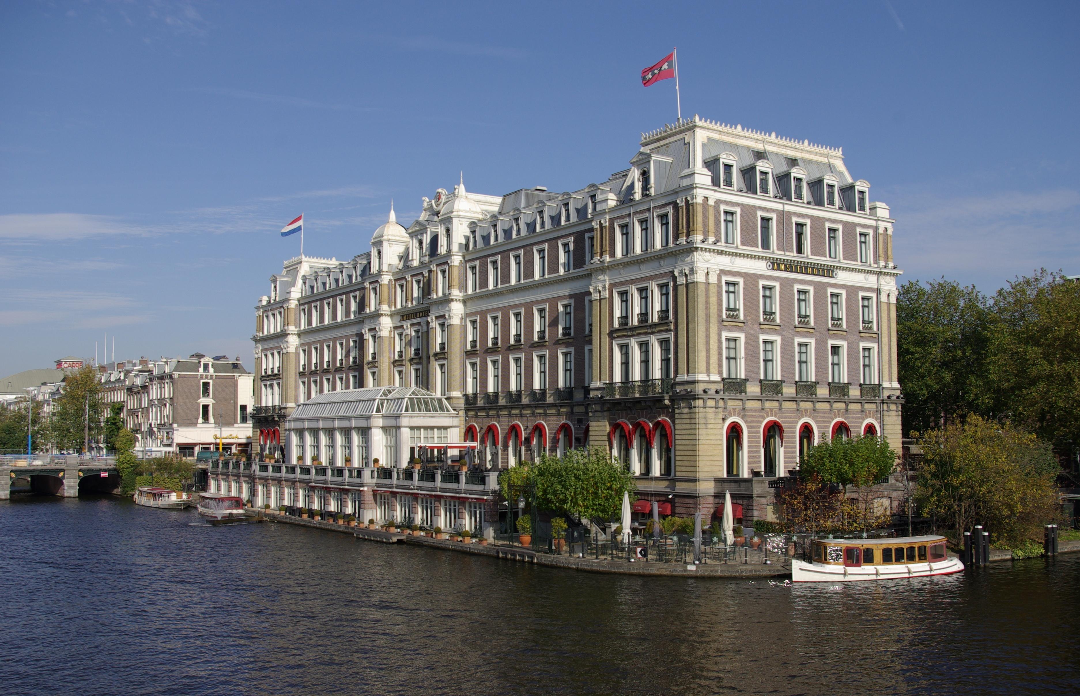 Evenementenlocatie Amstel Hotel Uw Stijvol Event Met Band