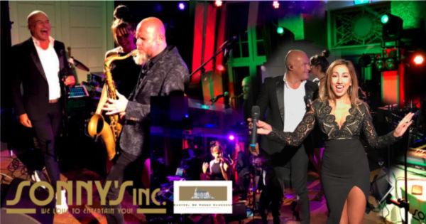 Huwelijksfeest met Sonny's Inc en Dirk Zeelenberg - Sonny's Inc - De Entertainmentband van Nederland -