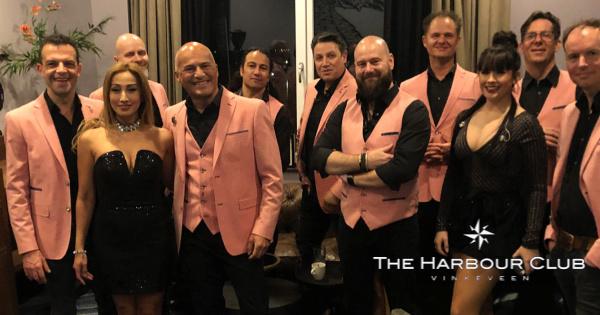 Feest In Harbour Club Vinkeveen - Sonny's Inc - De Entertainmentband van Nederland -