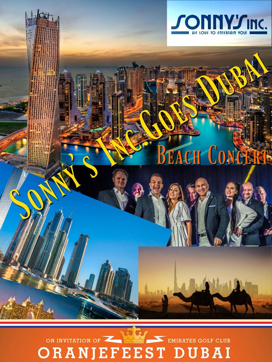 Sonny's Inc. Goes Dubai