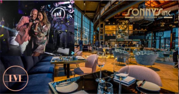 """Topfeest In EVE met Sonny's Inc., Gerard Joling, Danny de Munk en """"Helène Fischer"""" - Sonny's Inc - De Entertainmentband van Nederland -"""