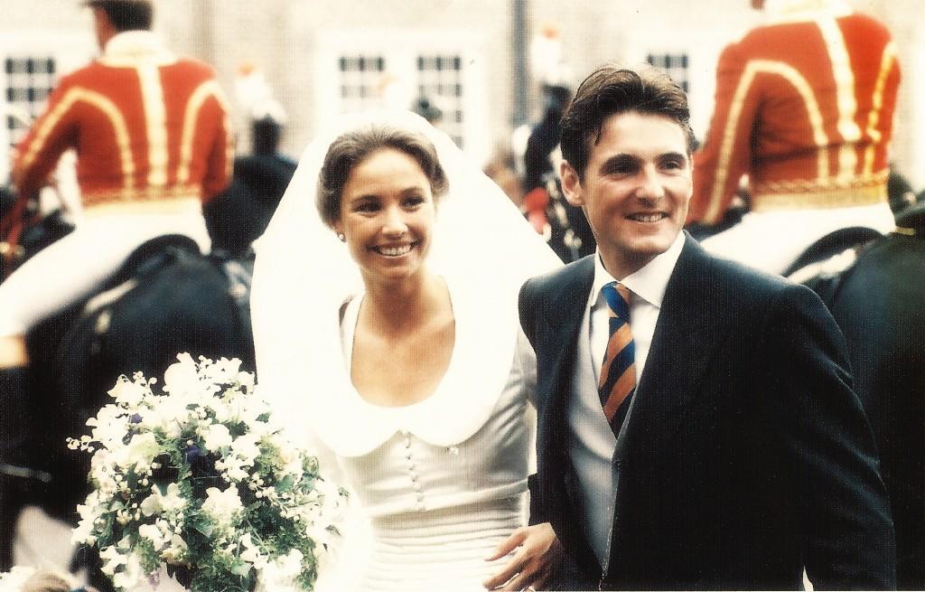 Huwelijksfeest prins Maurits en Marilene met Sonny's Inc.