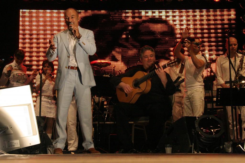 Sonny's Inc. met Flamenco gitarist John Fillmore
