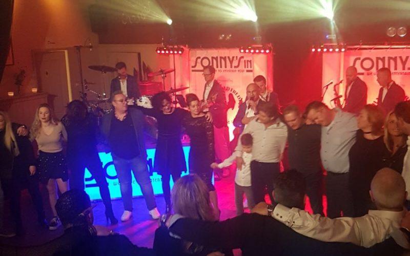 Martin van Nouwland met Sonny's Inc