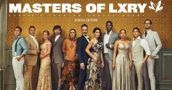 Masters of LXRY VIP Night - Sonny's Inc - De Entertainmentband van Nederland -