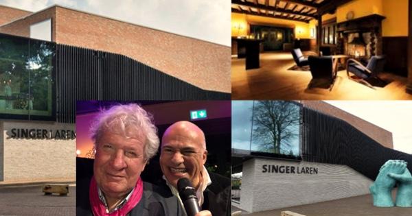 Feest in het Singer Theater - Sonny's Inc - De Entertainmentband van Nederland -