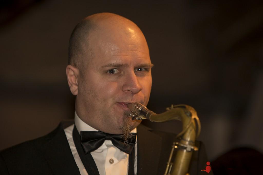 Sonny's Inc. Arjan Muusz Sax