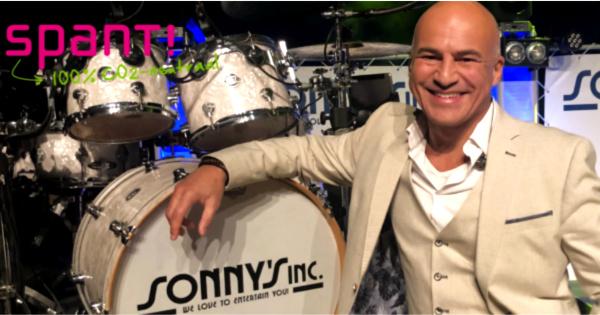 Theater Spant! - Sonny's Inc - De Entertainmentband van Nederland -