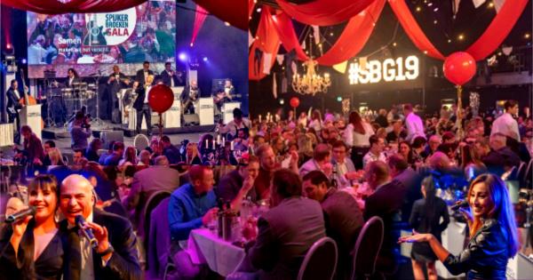 Superlatieven te kort voor Spijkerbroeken Gala 2019 - Sonny's Inc - De Entertainmentband van Nederland -