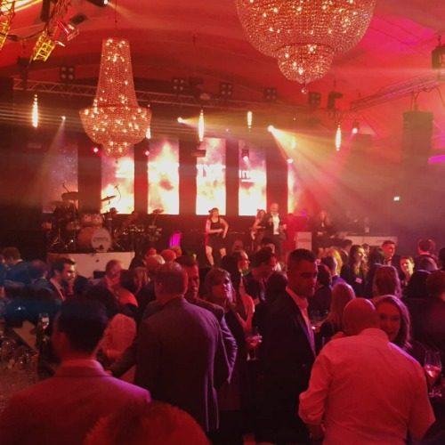 Vitol event in de Cruise Terminal - Sonny's Inc - De Entertainmentband van Nederland -