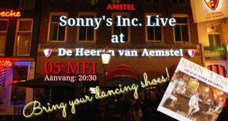 heeren van Aemstel Sonny's inc.